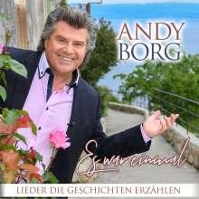 Andy Borg: Es war einmal, CD