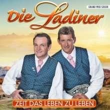 Die Ladiner: Zeit das Leben zu leben, CD
