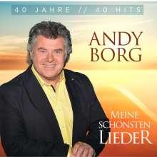 Andy Borg: Meine schönsten Lieder: 40 Jahre 40 Hits, 2 CDs