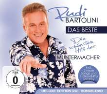 Rudi Bartolini: Das Beste: Die schönsten Hits (Deluxe Edition), 2 CDs