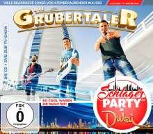 Die Grubertaler: Schlagerparty in Dubai, CD