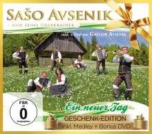 Sašo Avsenik: Ein neuer Tag (Geschenk-Edition), 2 CDs
