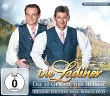 Die Ladiner: Die 10 Gebote der Heimat (Deluxe-Edition), CD