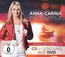 Anna-Carina Woitschack: Meine großen Hits-CD + Sendung auf DVD, 2 CDs