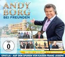 Filmmusik: Andy Borg bei Freunden in Opatija, 1 CD und 1 DVD