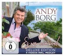 Andy Borg: Es war einmal (Deluxe Edition), 1 CD und 1 DVD