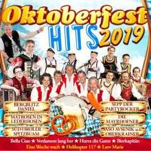 Oktoberfest Hits 2019, CD