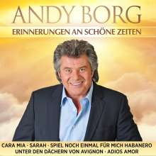 Andy Borg: Erinnerungen an schöne Zeiten, CD