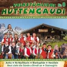 Volkstümliche Hüttengaudi Nr.8, 2 CDs