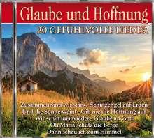 Glaube und Hoffnung, CD
