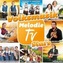 Volksmusik Melodie TV Stars, CD