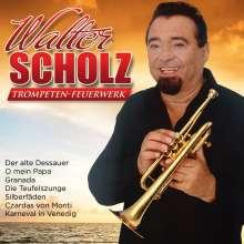 Walter Scholz: Trompeten-Feuerwerk, CD