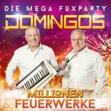 Domingos: Millionen Feuerwerke: Die Mega Foxparty, CD