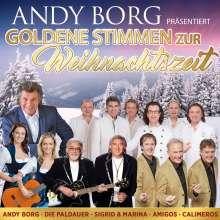 Andy Borg präsentiert goldene Stimmen zur Weihnachtszeit, CD