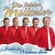 Die Fidelen Mölltaler: Fröhliche Weihnachten, CD