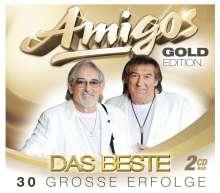 Die Amigos: Gold-Edition: Das Beste - 30 Hits, 2 CDs