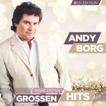 Andy Borg: Meine ersten großen Hits, 2 CDs
