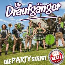 Die Draufgänger: Die Party steigt, CD