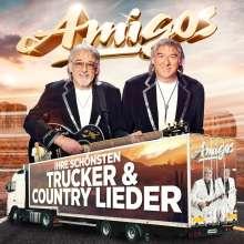 Die Amigos: Ihre schönsten Trucker & Country Lieder, CD