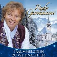 Rudy Giovannini: Traummelodien zu Weihnachten, CD