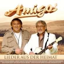Die Amigos: Lieder aus der Heimat, CD