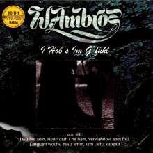 Wolfgang Ambros: I hob's im G'fühl, CD