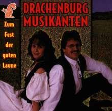 Drachenburg Musikanten: Zum Fest der guten Laune, CD
