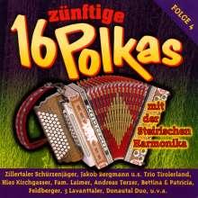 16 Polkas/Steir.Harm.Fo, CD