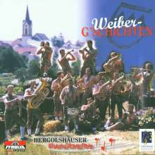 "Hergolshäuser Musikan.: ""Weiber G'schichten..., CD"