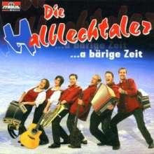 Halblechtaler: A bärige Zeit, CD