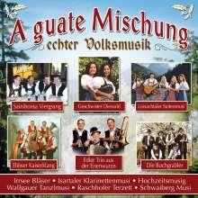 A guate Mischung echter Volksmusik, CD
