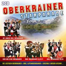Oberkrainer Starparade, 2 CDs