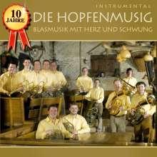 Die Hopfenmusig: Blasmusik mit Herz und Schwung, CD