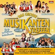Das große Musikantentreffen Folge 29, CD