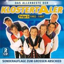 Klostertaler: Das Allerbeste der Klostertaler Folge 2, 2 CDs