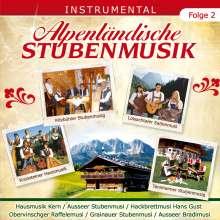 Alpenländische Stubenmusik-Folge 2, CD