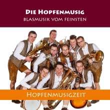 Die Hopfenmusig: Hopfenmusigzeit, CD