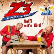 Z3 - Die drei Zillertaler: Auffi mit'n Kittl, CD