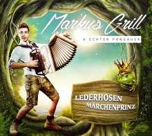 Markus Grill: Lederhosen Märchenprinz, CD