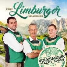 Die Limburger Buben: Volksmusik macht Spaß, CD