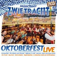 Münchner Zwietracht: Oktoberfest Live, 2 CDs