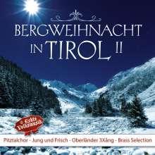 Bergweihnacht in Tirol II, CD