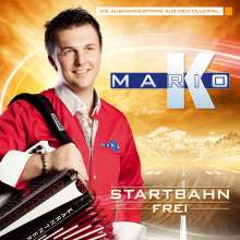 Mario K.: Startbahn frei, CD