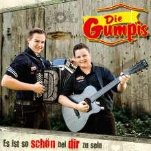 Die Gumpis: Es ist so schön bei dir zu sein, CD