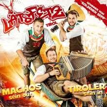 Läts Fetz: Machos sein out, Tiroler sein in, CD