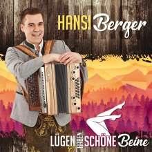 Hansi Berger: Lügen haben schöne Beine, CD