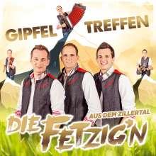 Die Fetzig'n Aus Dem Zillertal: Gipfeltreffen, CD
