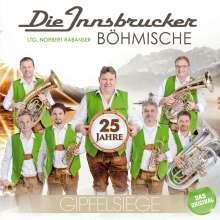 Die Innsbrucker Böhmische: Gipfelsiege: 25 Jahre, CD