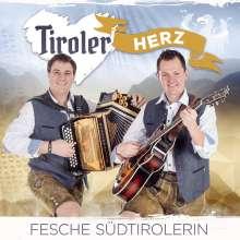 Tiroler Herz: Fesche Südtirolerin, CD