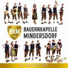 Bauernkapelle Mindersdorf: Am Puls der Zeit, CD